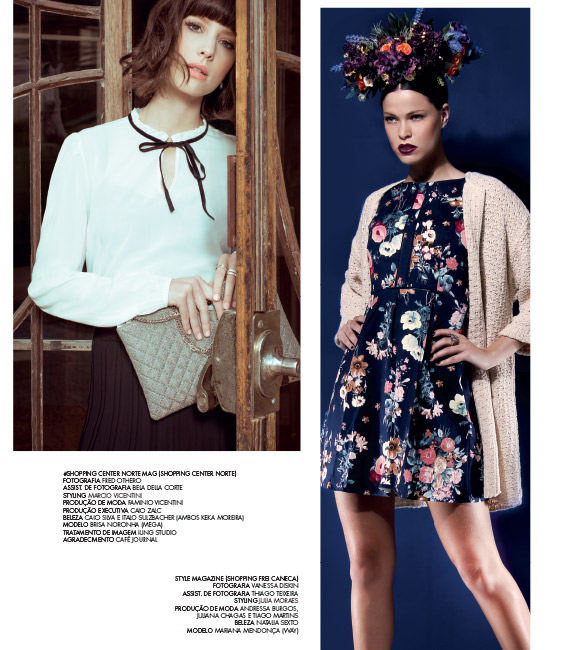 Editorial de Moda - Revista Profashional